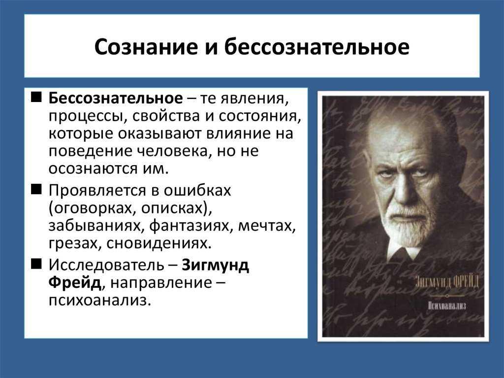 Надсознательное - психология