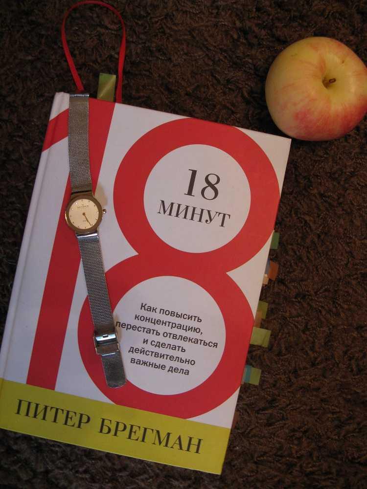 18 минут. как повысить концентрацию, перестать отвлекаться и сделать действительно важные дела (fb2)   куллиб - классная библиотека! скачать книги бесплатно