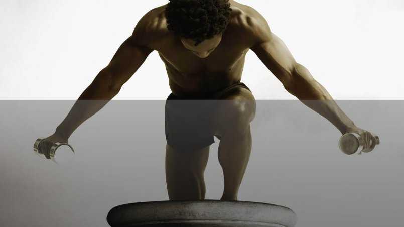 Как прокачаться астенику: тренировка от анны стародубцевой (фото)
