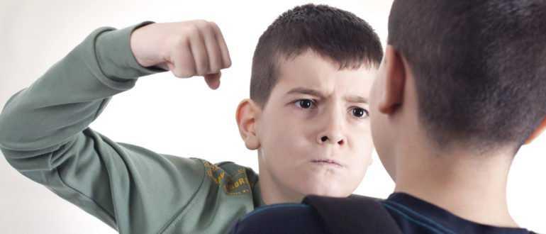 Почему отмечается агрессивное поведение подростков