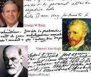 Почерк как объект диагностического исследования