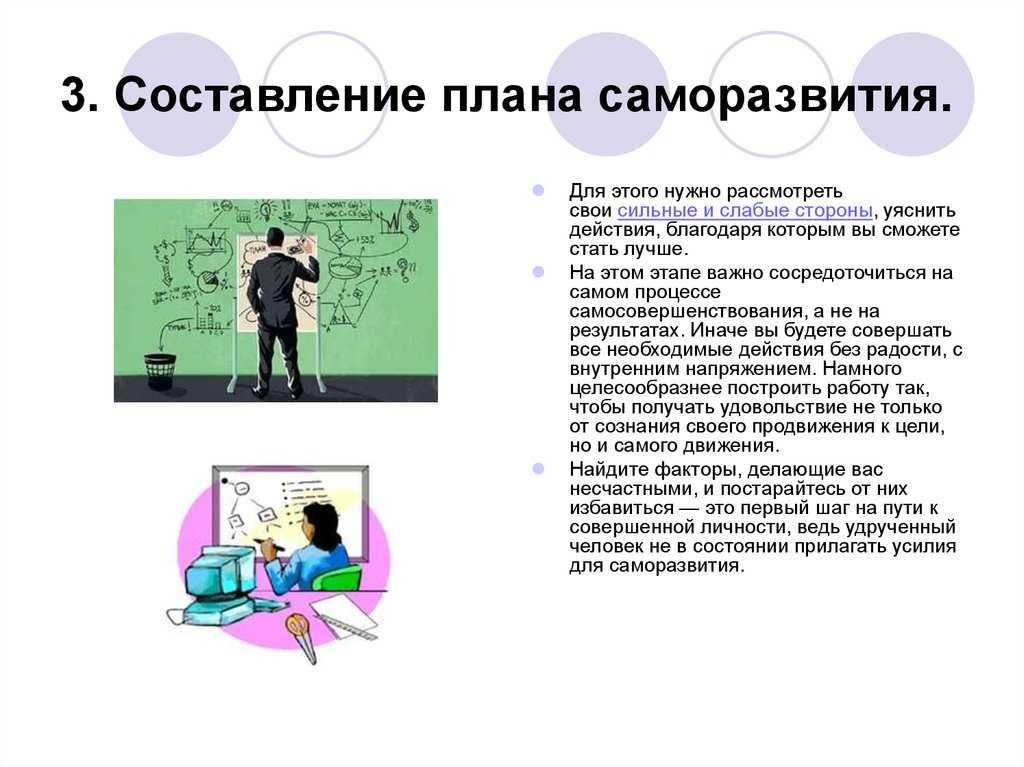 Саморазвитие и самосовершенствование: с чего начать самообразование