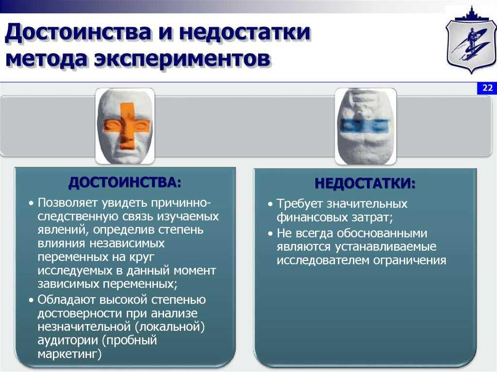 Экспериментальный метод исследования в психологии