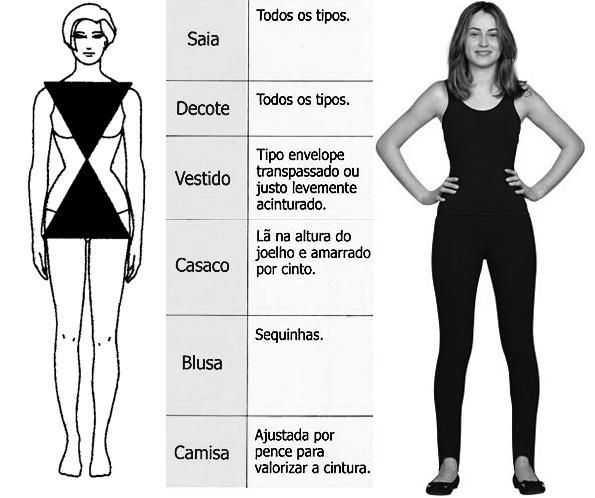 Узнать характер женщины по типу фигуры поможет простой психологический тест