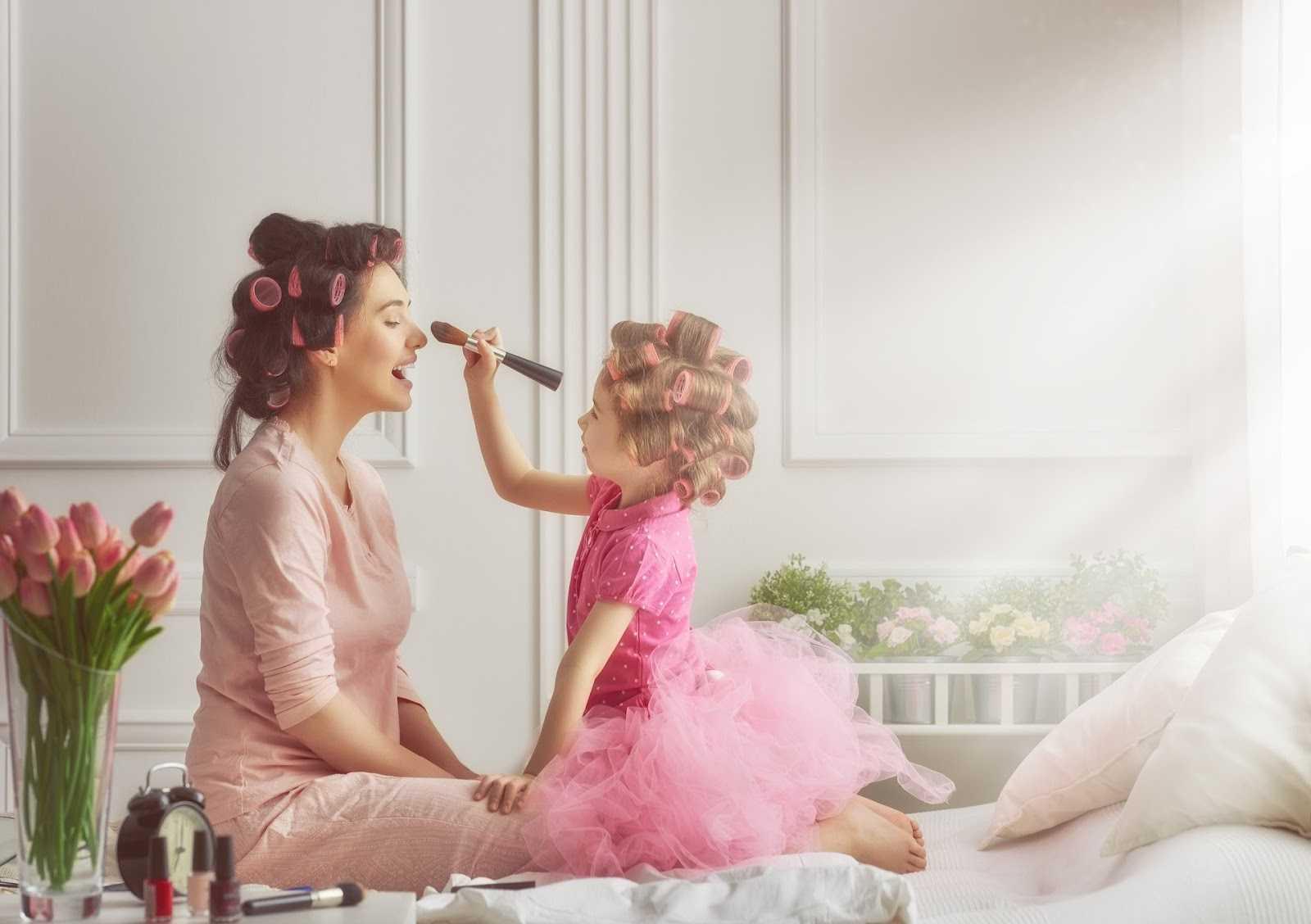 Как воспитать дочку правильно