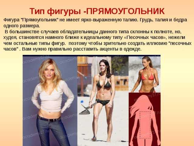 Как определить тип женской фигуры по запястью