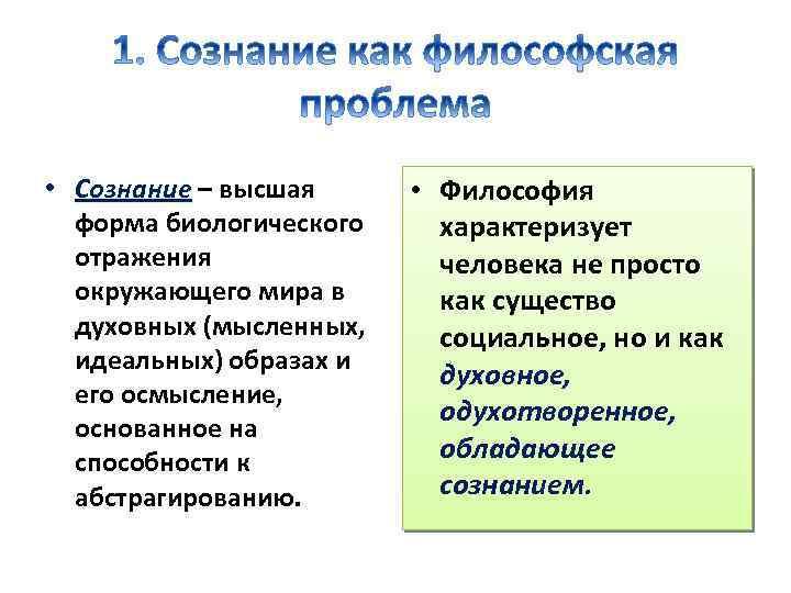 Бессознательное как предмет психологии: определение, факты, интерпретации